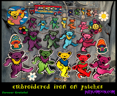 dancing bear patch